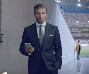 Sprint Commercial 2016 - David Beckham