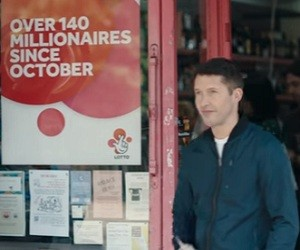 The National Lottery Advert 2016 - James Blunt