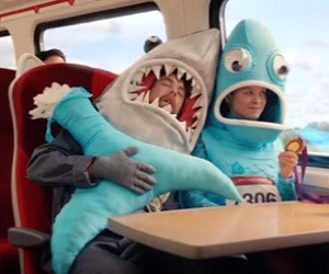 Virgin Trains Commercial 2016
