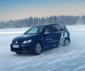 Volkswagen Commercial 2016 - VW Golf R 2017