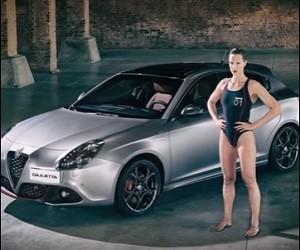 Alfa Romeo Giulietta Commercial 2016 - Federica Pellegrini
