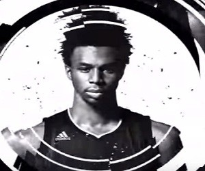 Adidas Basketball Crazy Explosive Commercial 2016 - Andrew Wiggins