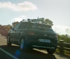 Citroen C4 Cactus Rip Curl Advert 2016