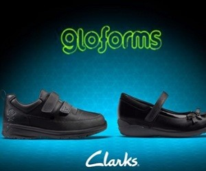 Clarks Gloforms Advert 2016
