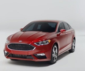 2017 Ford Fusion Commercial - The Beauty of a Well-Made Choice