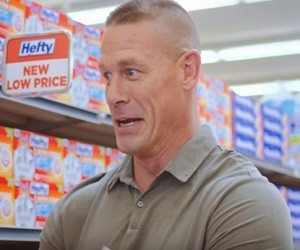 Hefty 2016 - John Cena - Becoming Cena