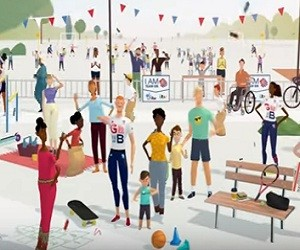 ITV Olympic Games Commercial 2016 - I Am Team GB
