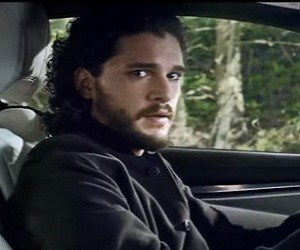 2017 Infiniti Q60 Commercial - Kit Harington