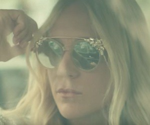 Jimmy Choo VIVY Sunglasses Commercial 2016