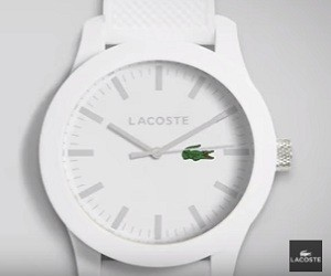 Lacoste Watch Collection Commercial 2016