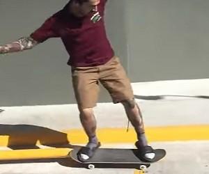 Levi's Skateboarding Commercial 2016