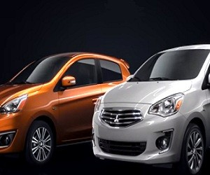 Mitsubishi Mirage G4 and Mirage GT Commercial 2016
