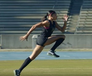 Nike Commercial 2016 - Unlimited Allyson Felix