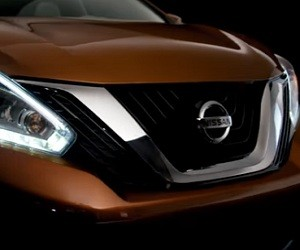 Nissan Murano Commercial 2016