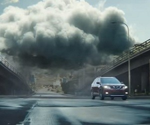 Nissan Rogue Commercial 2016 - Angry Cloud