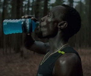 Powerade Commercial - Lopez Lomong