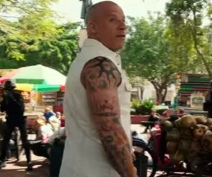 xXx: The Return of Xander Cage (2017 Movie)