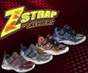 Skechers Kids Commercial 2016 – Z-Strap for Boys