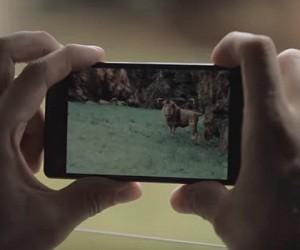 Sony Xperia X Goes Wild