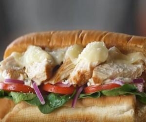 Subway Chicken Caesar Melt Commercial 2016