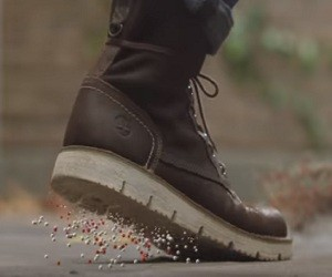 Timberland Commercial 2016 - The SensorFlex Comfort System
