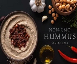 Boar's Head Premium Non-GMO Hummus Commercial 2016