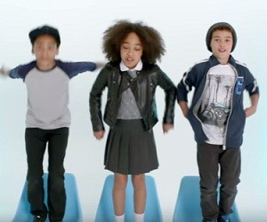Clarks School Shoes for Teens Advert 2016 - More than Uniform