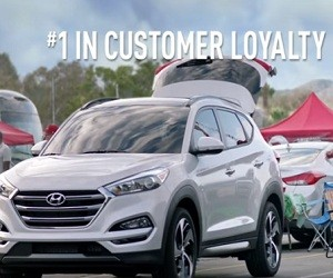Hyundai Tucson Commercial 2016 - Stay Loyal