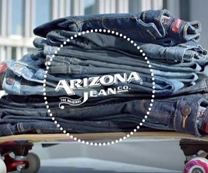 JCPenney Saturday Deal Commercial 2016 - Arizona Jeans