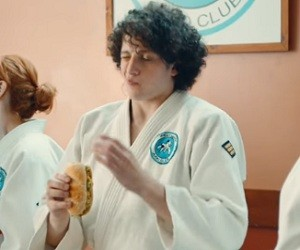 McDonald's UK Chicken Legend Range Advert 2016 - Judo