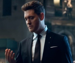 Michael Buble Fragrance for Women Commercial 2016 - By Invitation