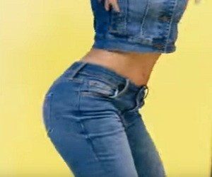 Old Navy Jeans Commercial 2016 - Built-In Sculpt and Built-In Flex