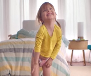Pampers Easy Ups Commercial 2016 Potty Training