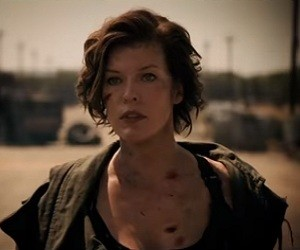 Resident Evil: The Final Chapter (2017 Movie) - Milla Jovovich