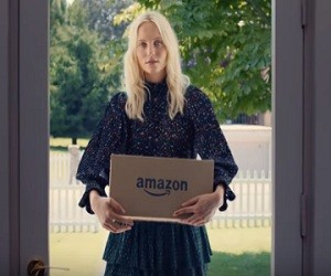 Amazon Delivering Fashion Commercial