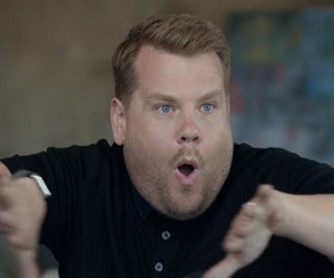 Apple Music Commercial 2016 - James Corden