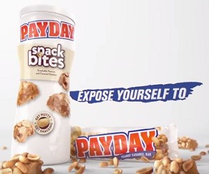 Hershey's Payday Bar Commercial