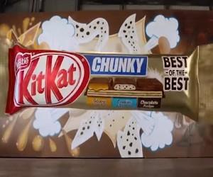 KitKat Chunky Commercial 2016