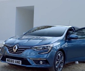 Renault All-New Megane Advert 2016 - Feel The Drive