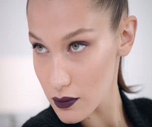 Rouge Dior Lipstick Commercial 2016 - Bella Hadid