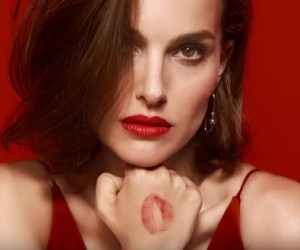 Rouge Dior Lipstick Commercial 2016 - Natalie Portman