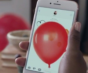 iPhone 7 Commercial - Balloons