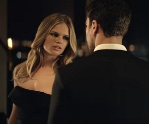 Boss The Scent - Anna Ewers and Theo James