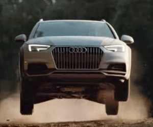 Audi A4 Allroad Commercial 2016 - Sunday Drive