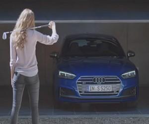 Audi S5 Sportback Werbung