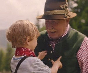 Austrian Airlines Commercial 2016 - Charm is Contagious