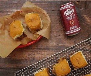 Dr Pepper Pulled Pork Sliders Commercial 2016
