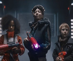 Duracell Star Wars Commercial 2016 - How the Rebels Saved Christmas