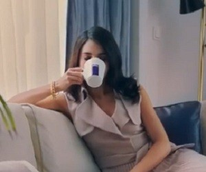 Lavazza Prontissimo Donna Commercial Song 2016