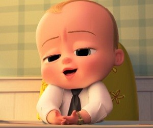 The Boss Baby (2016 Movie)